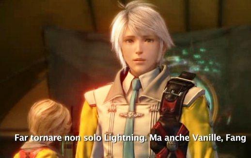 Final Fantasy XIII-2: lotta contro il tempo per salvare Vanille e Fang