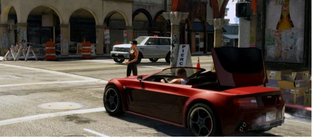 GTA 5, i veicoli disponibili all'interno del gioco