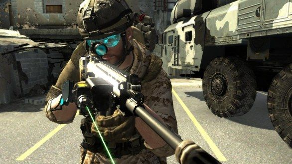 Ghost Recon Online, lancio per lo sparatutto free-to-play