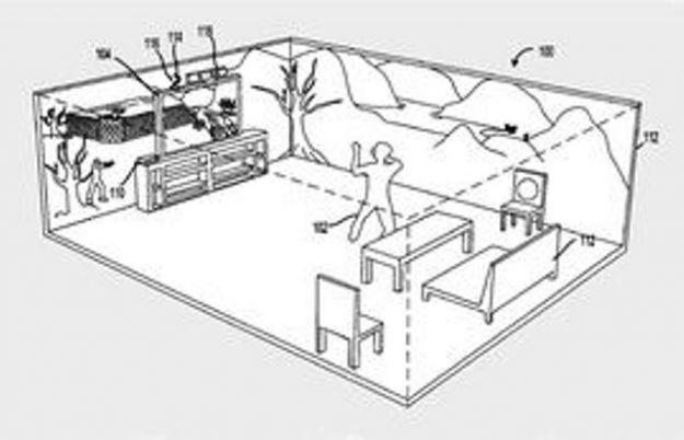 Giocare in una stanza con Xbox 720