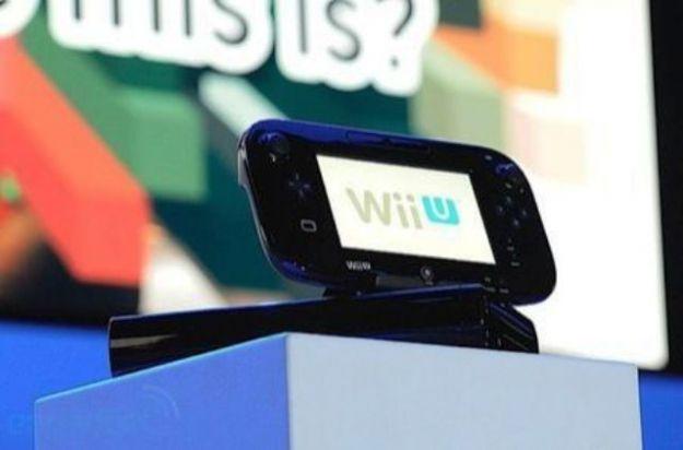Il gamepad di Nintendo Wii U