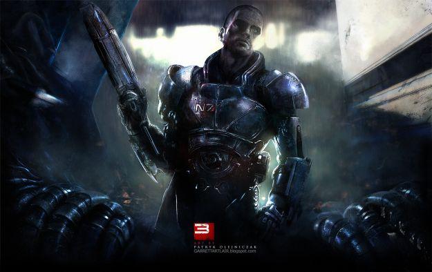 Il protagonista di Mass Effect 3