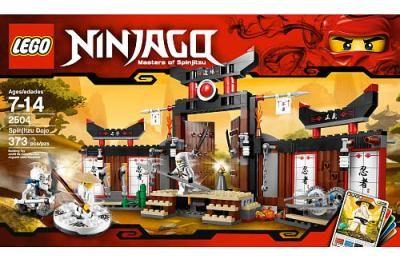 Warner Bros Interactive annuncia Lego Ninjago