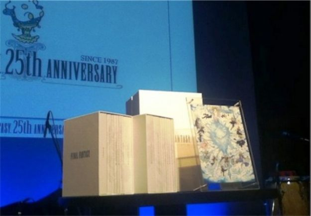 La Collection per i 25 anni di Final Fantasy