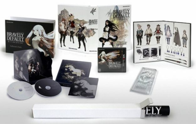 Limited Edition di Bravely Default