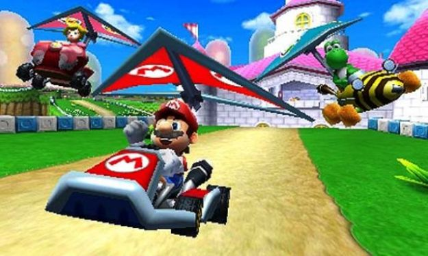 Mario Kart 7 per Nintendo 3DS