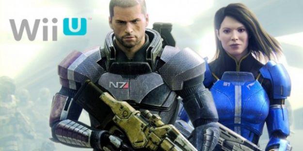 Mass Effect 3 per Wii U