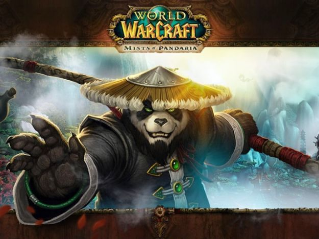Mists of Pandaria World of Warcraft