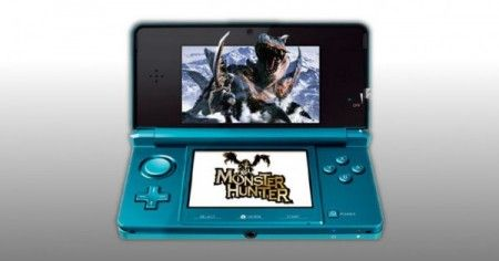 Nintendo 3DS: rumor su Monster Hunter 3D