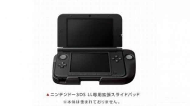 Nintendo 3DS XL Circle Pad Pro ha una data, ma la console divide i fan