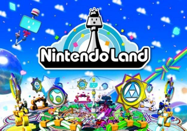 Nintendo Land raccolta di giochi per Nintendo Wii U