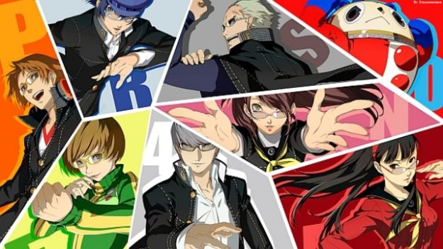 Persona 4 The Golden per PS Vita