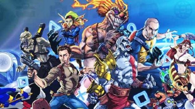 Playstation All Star Battle Royale giochi e3 2012