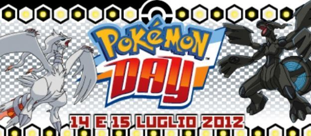 Pokemon Day 2012 a Mirabilandia