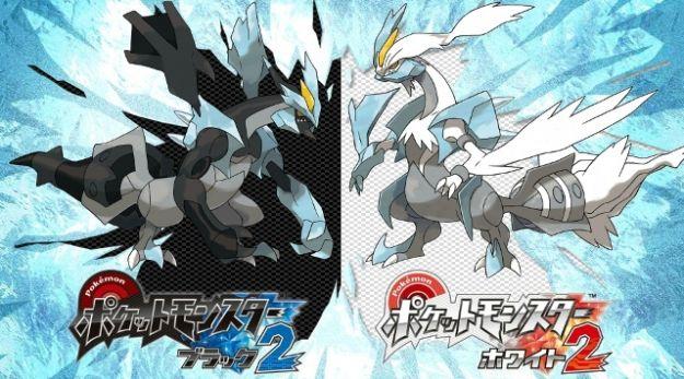 Pokemon Nero e Bianco 2 leggendari