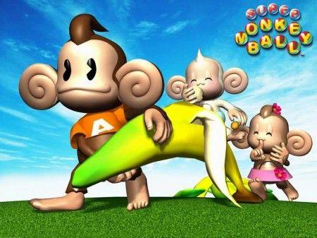 Nintendo 3DS: Super Monkey Ball annunciato da SEGA
