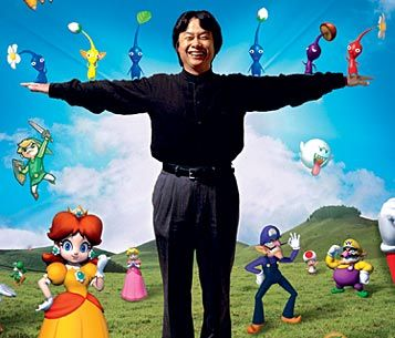 Shigeru Miyamoto e la distruzione degli stili originali