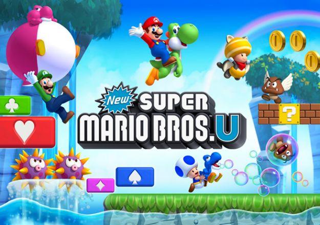 Super Mario Bros per Nintendo Wii U