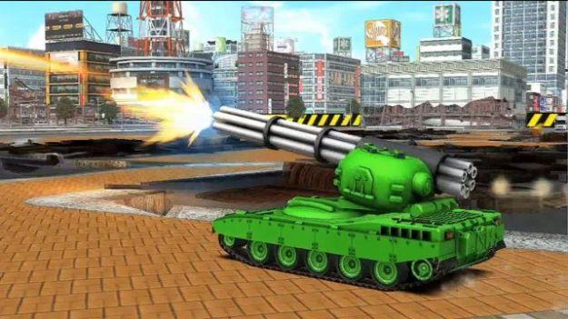 Tank tank tank