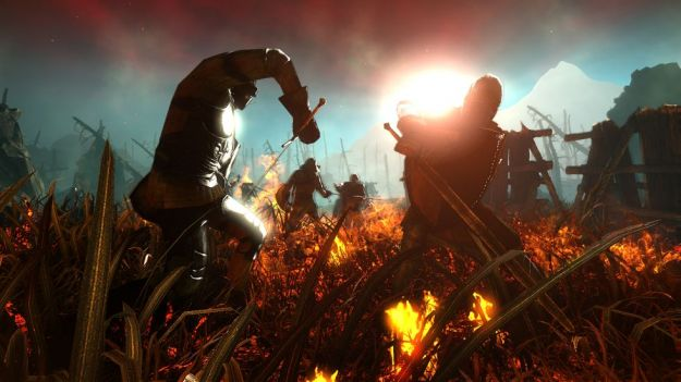 The Witcher 2 Assassins of Kings dialoghi