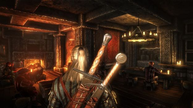 The Witcher 2 Assassins of Kings grafica