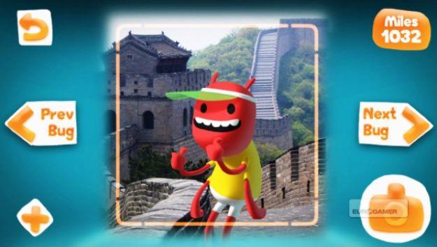 Travel Bug nuova applicazione per PlayStation Vita