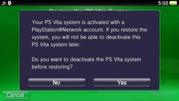 PS Vita, miracolo: ecco come usare due o più account PSN