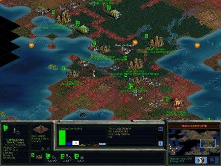 Electronic Arts al lavoro! Rinasce Alpha Centauri!