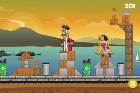 Dopo Angry Birds arriva il divertente Angry Bunga