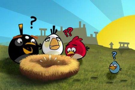 Angry Birds è il futuro dei videogames? Che stupidaggine!