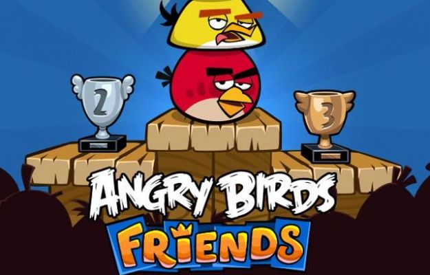 Angry Birds Friends gratis su Facebook