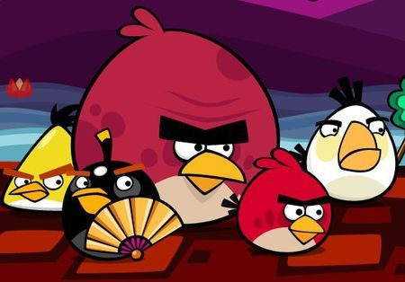 Angry Birds Seasons si aggiorna su iPhone a settembre con Chinese Moon Festival