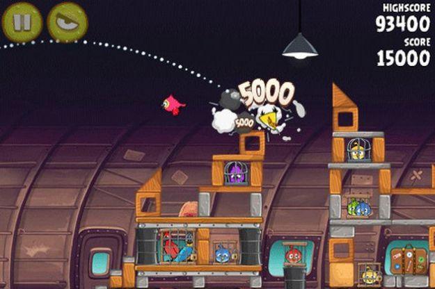 Per Angry Birds Rio un nuovo aggiornamento con quindici inediti livelli