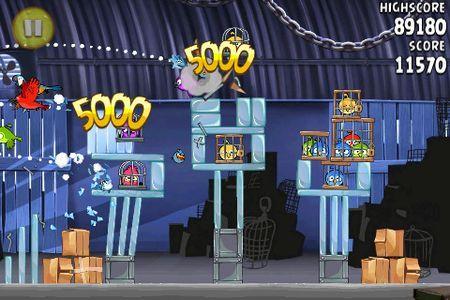 Angry Birds Rio finalmente disponibile su App Store e Android