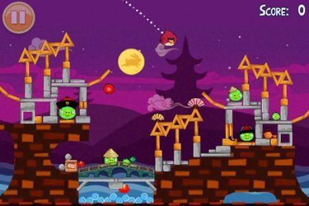 Angry Birds Seasons riceve l'update dedicato alla Cina
