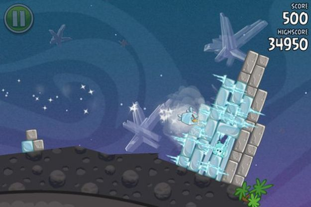 Angry Birds Space, aggiornamento con 10 livelli e tante novità