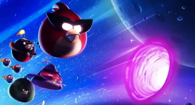 Angry Birds Space a 10 milioni di download, Rovio pensa a Windows Phone