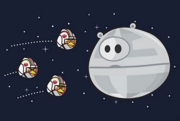 Angry Birds e Star Wars insieme in un nuovo gioco di Rovio