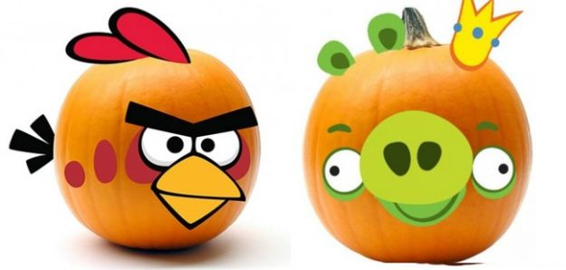 angry birds zucche