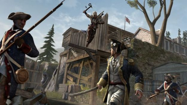 assassin s creed 3 azione di gioco