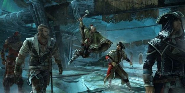 Assassin's Creed 3, trailer di Boston e multiplayer Wolf Pack [VIDEO]