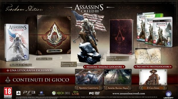 assassin s creed 3 freedom edition