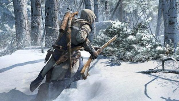 Assassin's Creed 3, gameplay: Connor contro i nemici [VIDEO]