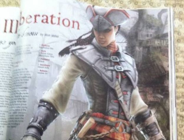 Assassin's Creed 3 Liberation, uscita in esclusiva per PS Vita