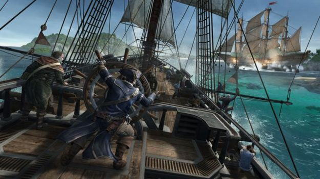 Assassin's Creed 3: multiplayer cooperativo annunciato al Comic Con 2012