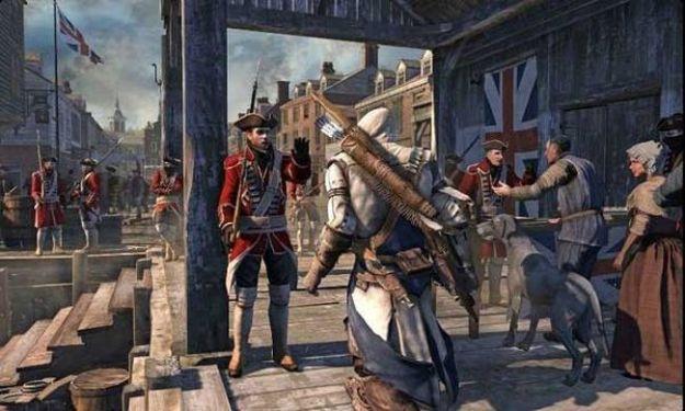 Assassin's Creed 3, patch: Ubisoft consiglia di scaricare l'aggiornamento