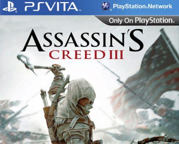 Assassin's Creed 3, uscita anche su PS Vita?