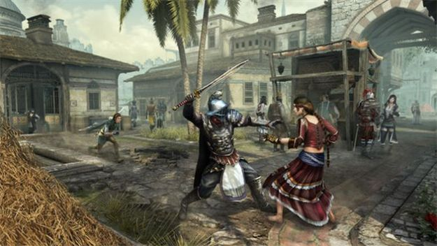 Assassin's Creed Revelations: la data di uscita del dlc Mediterranean Traveller