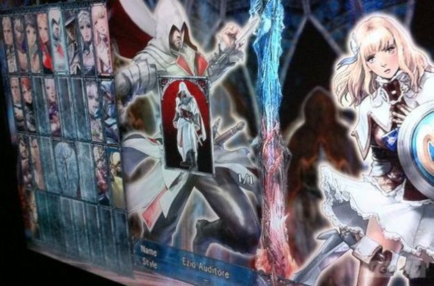 Assassin's Creed e Soul Calibur 5 accomunati da Ezio Auditore?
