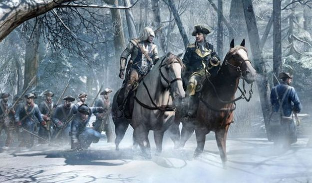 Assassin's Creed 3: patch per PC, PS3 e Xbox 360